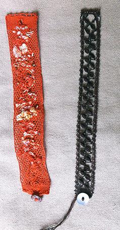 Bracelets de Régine