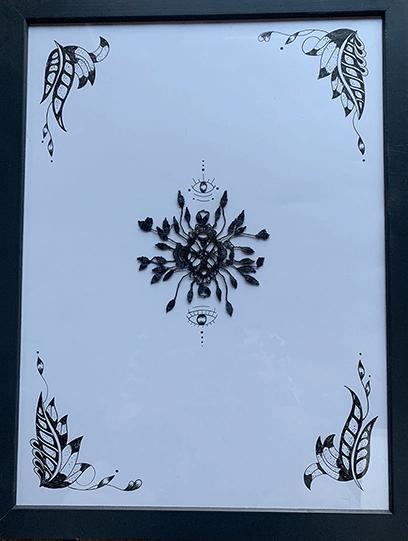 Crée et réalisé par Régine