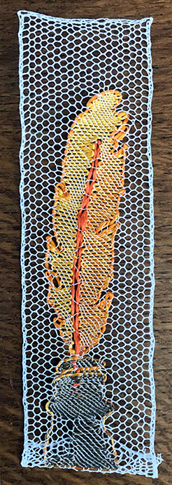 Polychrome crée et réalisé par Régine
