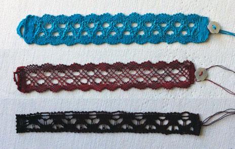 Trois nouveaux bracelets de Regine