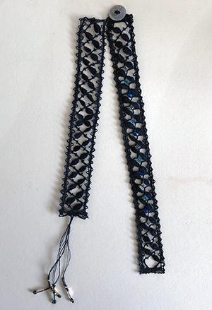 Signet et Bracelet de Régine